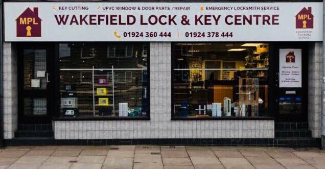 Wakefield Lock and Key Centre